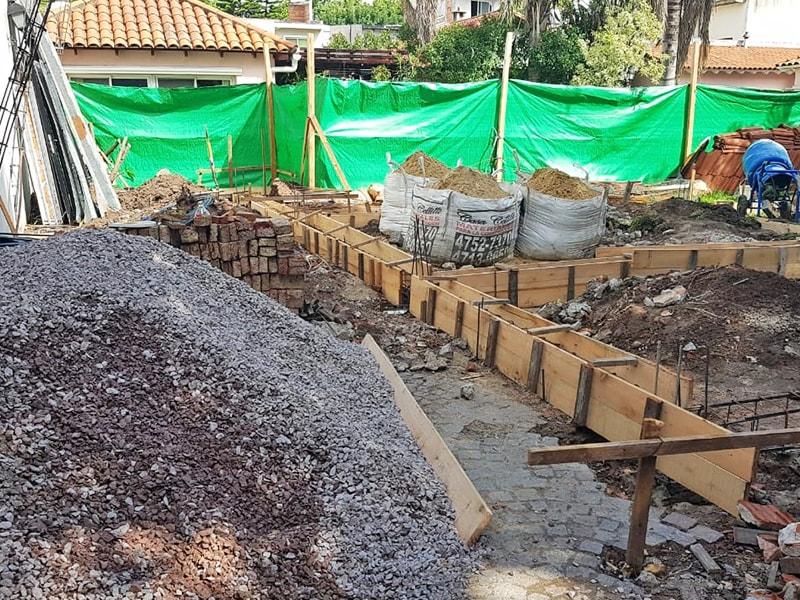 Mconstrucciones - Construcción